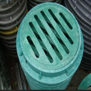 Casting Iron Manhole Cover For Construction and Mining C250 D400