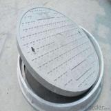 Heavy Duty Ductile Casting Iron Manhole Cover in China with OEM Service