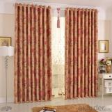 Curtains with Fashion Designs Window for Living Room