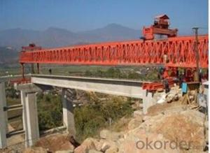 CNBM  200 T Bridge girder erection machine/Launching gantry/Lunching girder