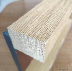 Construction Pine LVL Beam/LVL Board Scaffolding OSHA Waterproof (Laminated Veneer Lumber)