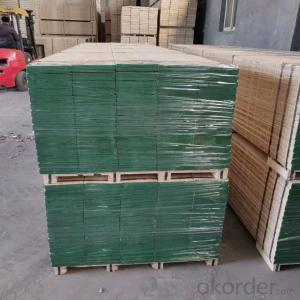 Construction Pine LVL Beam/LVL Board Scaffolding OSHA Waterproof (Laminated Veneer Lumber)