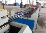 Frp Pipe Production Line Fiberglass Insulation Cable Pipe machine on hot sale