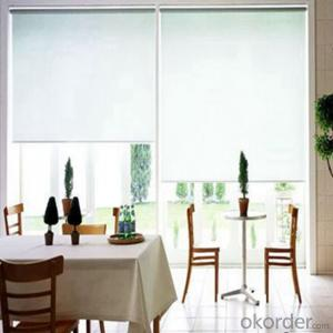 Insulated Vertical Jute Roller Window Blinds