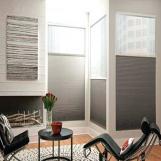 Side Window Motorized Skylight Blinds Shades