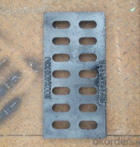 New designed ductile iron manhole cover for miining in Hebei Province