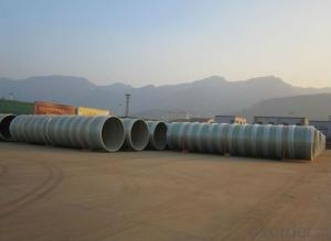 FRP/GRP PIPE in water transportation Area