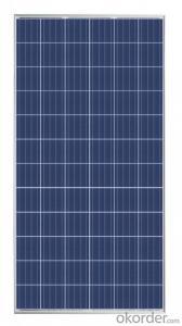 72PCS poly crystalline,5BB solar cell,poly solar Panel