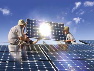 60PCS mono crystalline, perc solar cell,Mono solar Panel