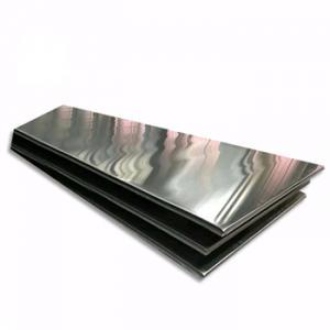 3004 composited aluminum shiny sheet aluminum plate
