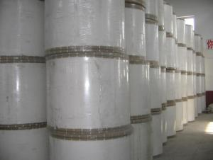 Spunbond Polyester Mat for APP/SBS Waterproofing Membrane Production