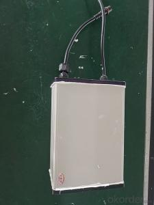 Street Light Lithium Lifepo4 Solar Battery 11.1V 30AH