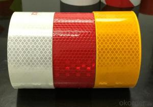 Reflective warning tape -high quality 3M quality