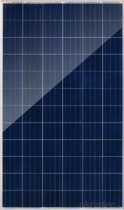 Poly-crystalline silicon solar PV module 330w