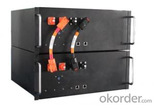 lithium ion battery 48v 100ah for solar system