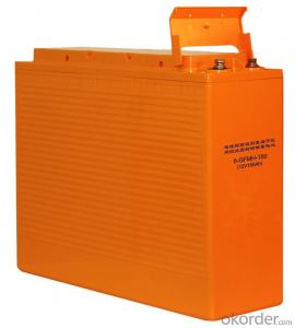 3 years warranty 12V 150AH high  temperature battery