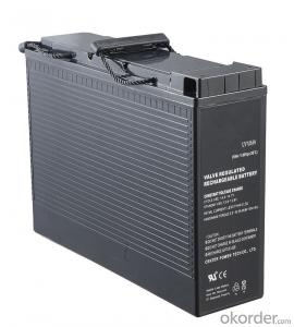 3 years warranty 12V 150AH high  temperature battery