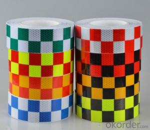 Reflective warning tape/high quality tape factory