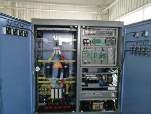 Soild State HF carbon steel tube welder from China
