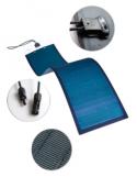 The flexible thin film solar module 100w