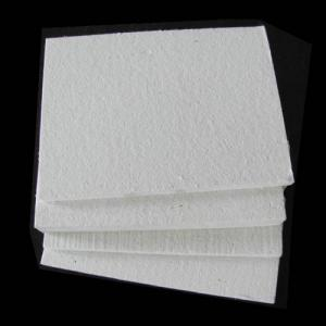 Machined Ceramic Fiber Board 1260C THICKNESS 10-50MM