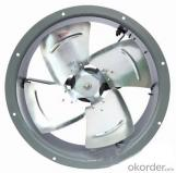 DZ series axial fan for civil building air system