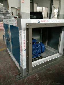 CPF Series cabinet centrifugal fan for air condition fan