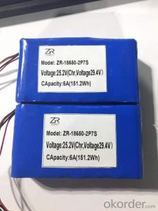 Best price lithium battery in stock from CNBM