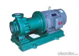 DCQB series of low-speed fluorine plastic magnetic pump