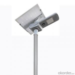 Hot selling Separated Cheap Portable 30W Solar Street Light