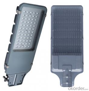 popular wholesale outdoor garden ip65 led street light with solar panel and battery