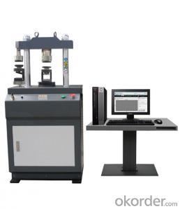 YAW-300B Microcomputer controlled automatic pressure testing machine