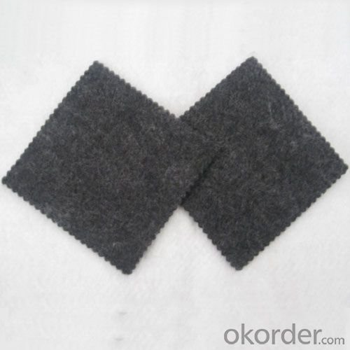 High Quality Polyester Continuous Filament Nonwoven Geotextile