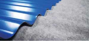 TearStop Anti Condensation Felt for steel construction