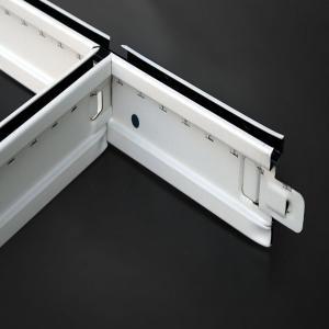 Suspended ceiling grid supplier ceiling tile grid system