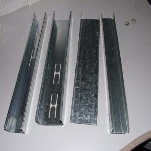 Steel Profile for Ceiling and Partition System