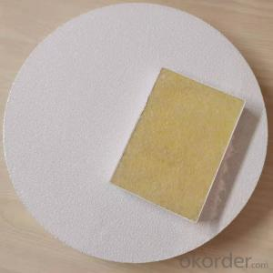 Acoustic Glass Wool Ceiling Rock Wool Ceiling Board