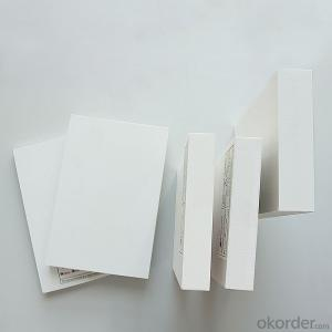 PVC Celuka Foam Board Plastic Sheet for Advertising