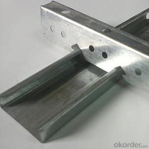 Drywall Steel Stud and Track Furring Channel