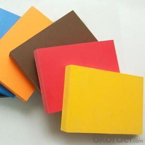 PVC Foam Board PVC Printing Board Light Weight Signboard