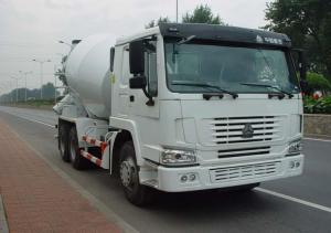 5252GJB Concrete Mixer Truck  Easy and Reliable Truck
