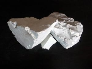 REFRACTORY CALCINED FLINT CLAY LUMP AND POWDERS