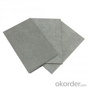 Non-asbestos Waterproof Fireproof Fiber Cement Board