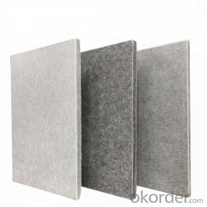 Fiber Cement Board for Modular Wall Partition