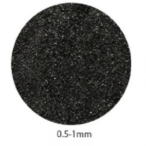 Calcined anthracite of 85 grade fixed carbon