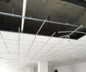 mineral fiber acoustical suspended ceiling tiles,fabric ceiling acoustic panel