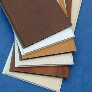 Hot stamping foil pvc ceiling panel board price