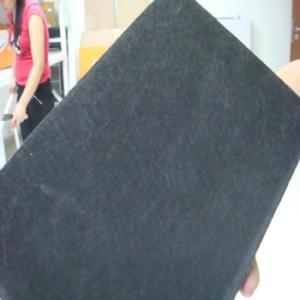Fiberglass acoustic ceiling tiles decoration material
