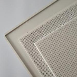 Aluminum Metal decoration panel perforated ceiling