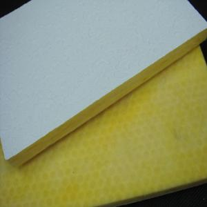 Hot sale fiberglass ceiling tiles for decration